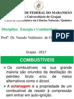 AULA - COMBUSTÍVEIS