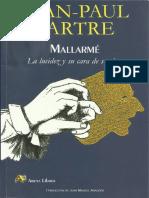Sartre, Jean-Paul (2008) - Mallarmé. La lucidez y su cara de sombra