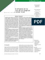 INDICADORES DE CONSULTA EXTERNA DE PEDIATRIA TERCER NIVEL