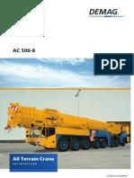 Demag All Terrain Cranes Spec e16cfd