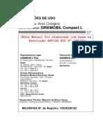 Arco cirúrgico siremobil compact L