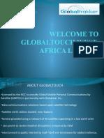 Globaltouch presentation MOD