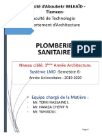 Cours Plomberie Sanitaire (1)