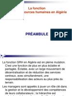 RH Algerie der