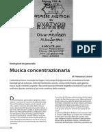 F. Lotoro - Musica Concetrazionaria