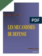 les mécanismes de défense 2 [Mode de compatibilité]