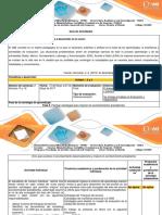 Guía de actividades y rúbrica de evaluación - Fase 5. Plantear estrategias para mejorar los acontecimientos precipitantes (1)