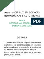 AULA 3 - DOENÇA NEUROLÓGICA