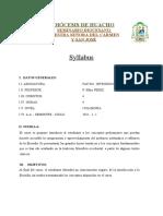 FAF.001 INTRODUCCIÓN A LA FILOSOFÍA