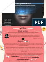 Resumo Psicologia Científica