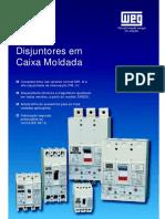 Catalogo Weg Acionadores Disjuntores Cx Moldada