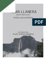 ALMA LLANERA (Material Completo 2017)