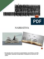 Cómic, narrativa y poema