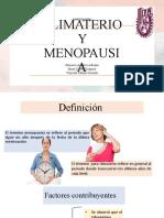 Copia de Climaterio y Menopausia