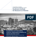 Housing Insecurity and Homelessness Report_14_Bentele