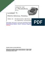 Simulado LXV - PCF Área 6 - PF - CESPE