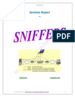 Seminar Report On Sniffers