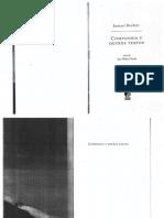 Samuel Beckett - Companhia e Outros Textos