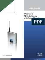 WAG54GS-En V11 English User Guide