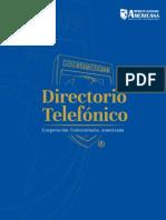 Directorio Telefonico 1
