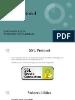 SSL y Protocolos de Seguridad