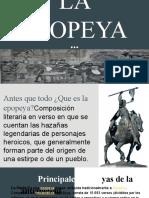 LA EPOPEYA