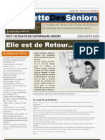 La Gazette des Séniors #12