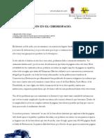 Del Pino, C. La restauración en el ciberespacio