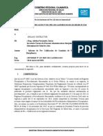 INDORME D EPRECALIFICACION CLAS LAS PIRIAS