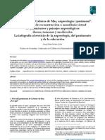 Rovira, J.M. Anastilosis virtual de yacimientos y paisajes arqueológicos. 2010