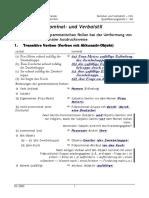 V-1.Nominal- und Verbalstil