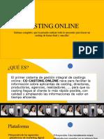 SISTEMA DE CASITNG, 2