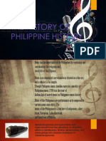 History of Music Presentationnnnnn