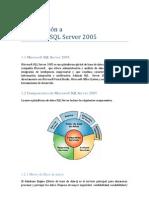 Unidad 1 - Introducción a Microsoft SQL Server 2005