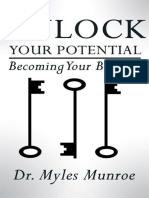 Unlock Your Potential_ Becoming - Myles Munroe
