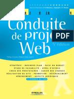 Conduite de Projet Web - 5ème Edition
