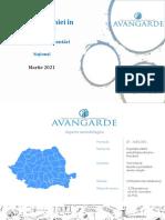 Studiu Avangarde Pandemia in România