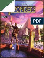 7 Wonders Rulebook RU v1 Web