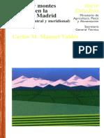 1996Tierras y montes públicos de Madrid-Carlos Manuel Vladés