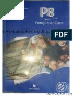 Livro de Portugues 8ª Classe Texto Editores
