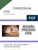 Direito Processual Civil - Slides