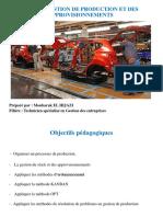Module Gestion de Production Et Des Appr