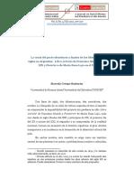 La Crisis Del Pacto Identitario a Finales de Los Ultimos Dos Siglos en Argentina Libro Extrano de Francisco Sicardi en El Xix y Finisterre de Maria Rosa Lojo en El Xx 932627