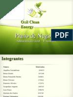 Apresentação PN - Oxil Clean Energy