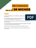 28 Nichos de Negócios Locais