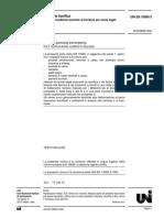 UNI en 10083-3 - Ed. 2006 - Parte 3