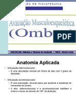 Avaliacao Musculoesqueletica Do Ombro