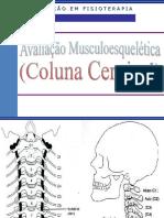 Avaliacao Musculoesqueletica da Coluna Cervical