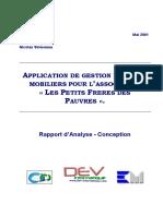 Application de Gestion Des Dons Mobiliers