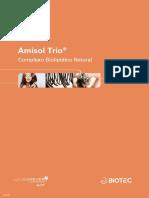 Amisol Trio Literatura